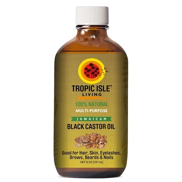 Buy Pure Jamaican Black Castor Oil 236ml Online Castoroil Co Uk
